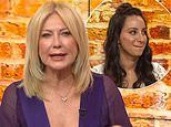 Kerri-Anne Kennerley 'apologises' toAntoinette Lattouf after asking if she'd 'forgotten her pants'
