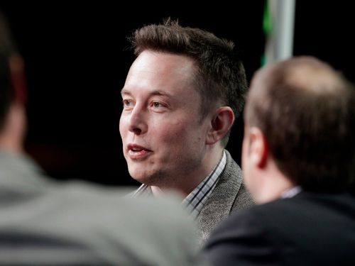 Elon Musk said the Model 3 is the last product he'll have to gamble the company's existence on