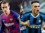 Inter Milan 'to demand Barcelona include Antoine Griezmann in any deal for Lautaro Martinez'