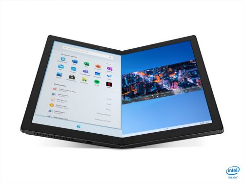 Lenovo enters the foldable PC space with new ThinkPad X1 Fold