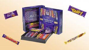 These Cadbury selection boxes are crammed with your favourite chocolates and we need one immediately