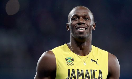 Usain Bolt finally reveals baby's unusual name and shares first photo