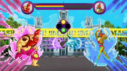 Fly your flag in Pride Run, a game about running a gay pride parade