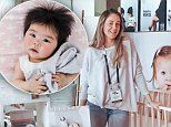 Mother turns over $130,000 in four months after launching business selling SILK cot slips