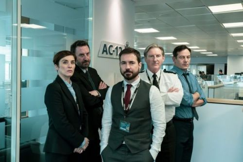 Why has Line of Duty disappeared from Netflix?