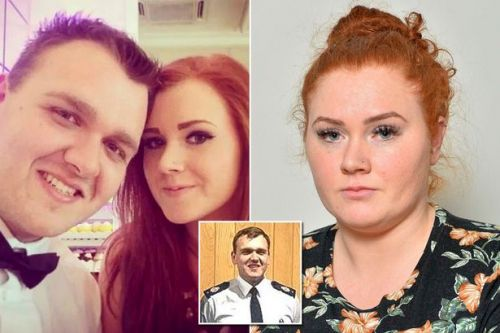 Controlling cop framed ex with fake dossier of threats after she dumped him