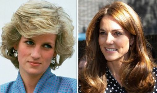 Kate Middleton in Diana snub as Duchess to reject Princess of Wales title 'as Camilla did'