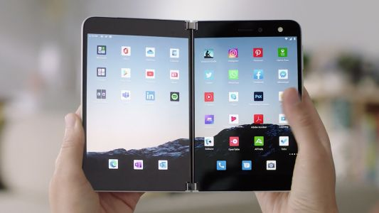 Microsoft Surface Duo: The iPad AND iPhone killer?