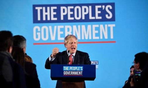 Boris Johnson victory speech in FULL: The moment Boris Johnson declared majority