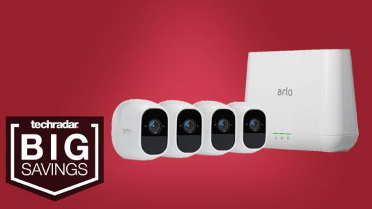 Today's Best Buy doorbuster deal slashes $250 off this Arlo camera system