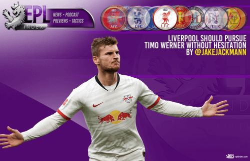 Liverpool should pursue Timo Werner without hesitation