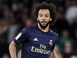 Juventus 'line up move for Real Madrid defender Marcelo' with star available to leave