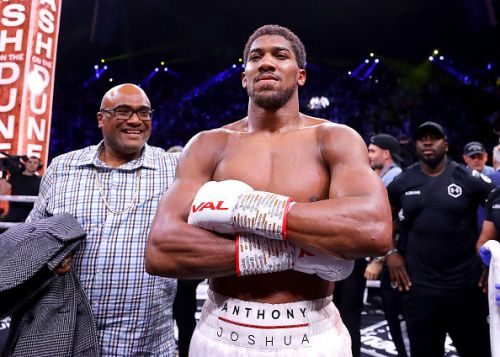 Anthony Joshua is 'the best heavyweight in the world' after victory over Andy Ruiz, says Tony Bellew