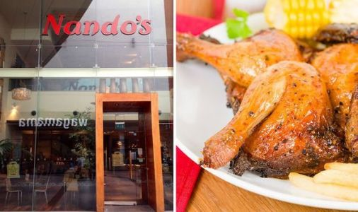 Nando's reopening ten restaurants for eat-in diners this week - is your local opening?