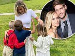 Kristin Cavallari throws herself entirely into motherhood during the weeks she has with her children