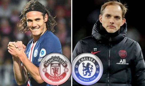 PSG boss makes stance on Chelsea and Man Utd transfer target Edinson Cavani's future clear