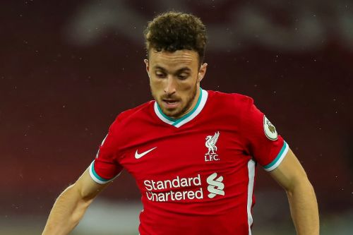"Diogo Jota lauds ""exceptional"" team-mates after scoring first Liverpool goal"