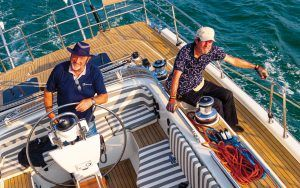 Best sailing hats: Top boating headwear from simple caps to sou'westers and helmets