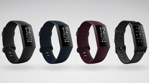 Fitbit Launches Charge 4 Fitness Tracker With GPS, Spotify, Sleep Tracking