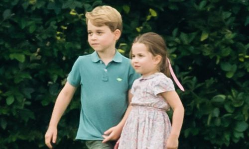 Prince George is not far from Prince William's mind during tour - see his sweet update