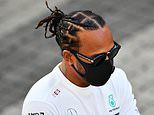 Lewis Hamilton trundles to just 19th in Russian GP practice as Valtteri Bottas tops time sheets