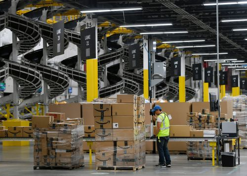 Amazon burns through workers so quickly that executives are worried they'll run out of people to employ, according to new report