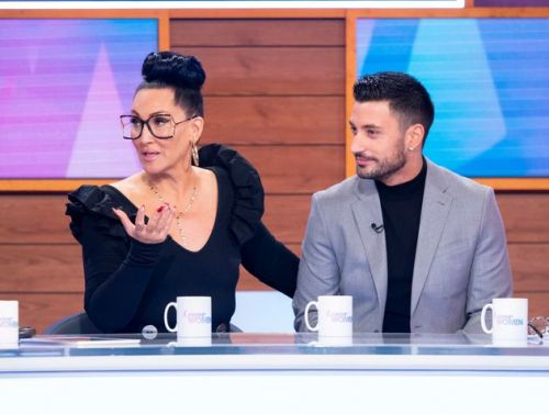 Strictly Come Dancing: Michelle Visage Dismisses Claims She's 'Unhappy' With Giovanni Pernice