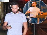 Married At First Sight's James Susler spotted dining ALONE in Sydney after split with Joanne Todd