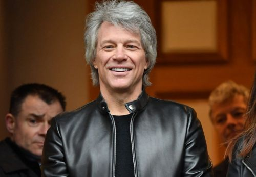 Jon Bon Jovi believes teenage son Jacob 'has mild version' of coronavirus days after bandmate tests positive
