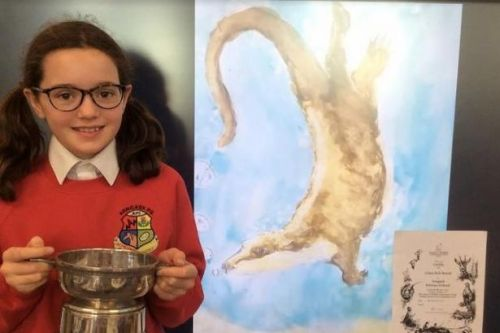 Prizes for young Perth and Kinross artists inspired by the wilds