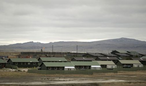 Coronavirus: British serviceperson is Falkland Islands' first case of COVID-19