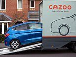 Online car dealer Cazoo on road to £1bn as sales rise five-fold
