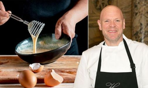 Tom Kerridge shares easy recipe using cupboard staples amid coronavirus lockdown