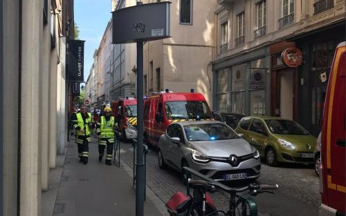 Eight injured in 'nail bomb' blast in French city of Lyon