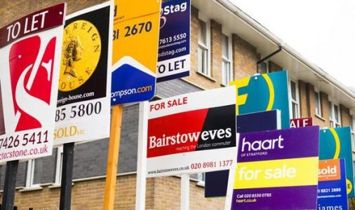 UK PROPERTY: House prices see the biggest fall in six years