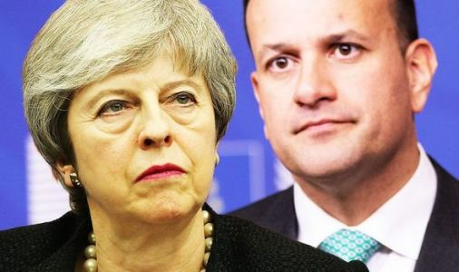 Varadkar SNUBBED: Theresa May's 'loathing' of ex-Irish leader derailed Brexit talks -shock