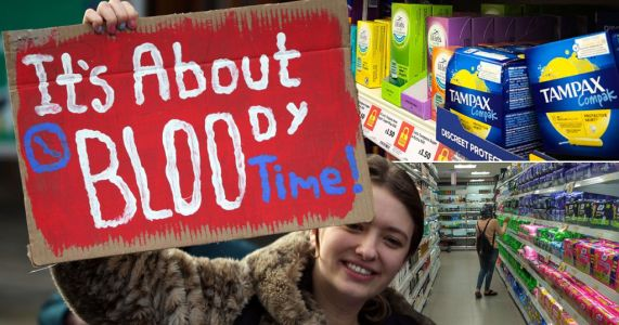 Scotland becomes first country in the world to make period products free for all