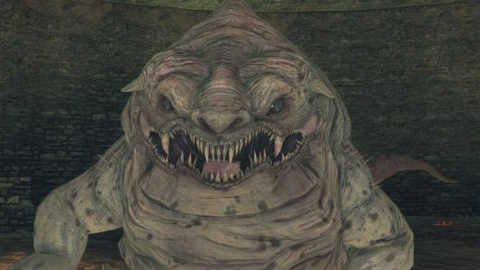 Dark Souls 2's Covetous Demon was nicknamed Jabba the Hutt by the developers