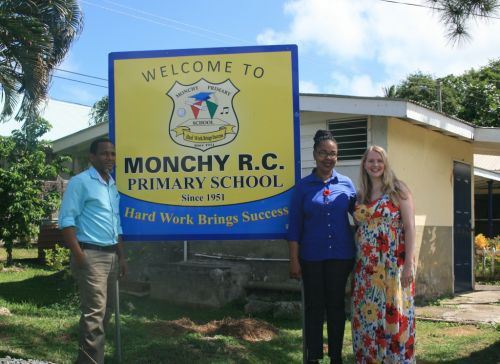What's it like to go to school in St Lucia?
