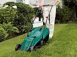 This £84 Bosch lawnmower is 'perfect' for smaller gardens - and it's on sale