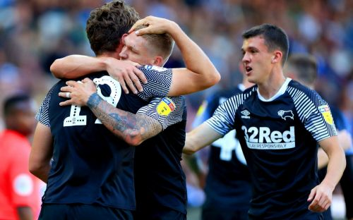 Leeds left to rue missed chances as Chris Marin scores injury-time equaliser for outshone Derby
