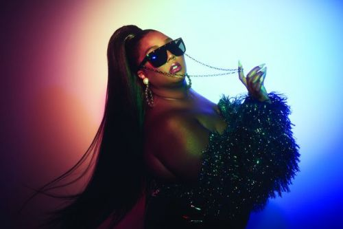 Lizzo launches sunglasses collection with Quay - with all the glitz you'd expect