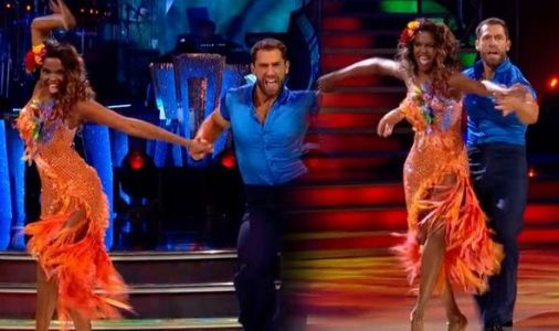 Strictly Come Dancing 2019: Kelvin Fletcher has fans hot under collar with sensual Samba