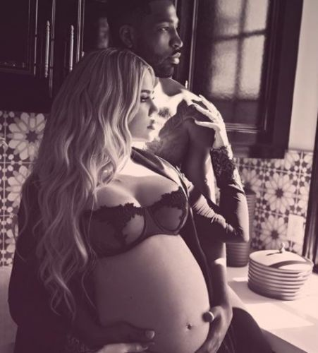 Khloe Kardashian misses being pregnant with baby True as now she has to be sociable