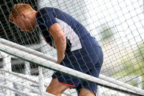 Jonny Bairstow twists his ankle playing football and could miss the 4th ODI against Sri Lanka on Saturday