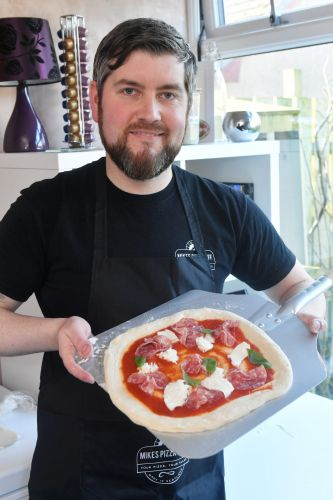 Pizza deliveries go through the roof as DIY kits and part-bake services grow in popularity
