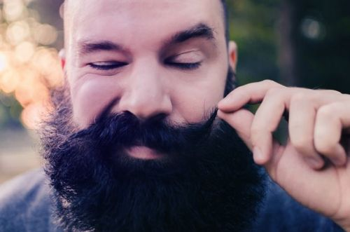 The Bizarre Theory Why Women Don't Like Beards - And It's All To Do With Insects