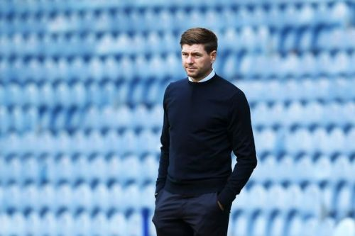 Steven Gerrard on his Rangers man of the match after St Mirren brushed aside