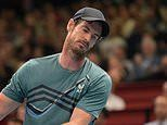 Andy Murray crashes out of Vienna Open in straight sets defeat to Carlos Alcaraz