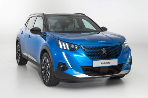 New 2019 Peugeot 2008 SUV moves upmarket